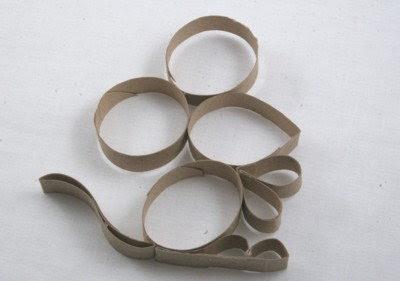 Dolci topolini creati con rotoli di carta igienica mamminsieme - Que faire avec des rouleaux de papier toilette vides ...