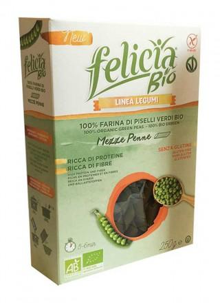 mezze_penne_piselli Felicia bio